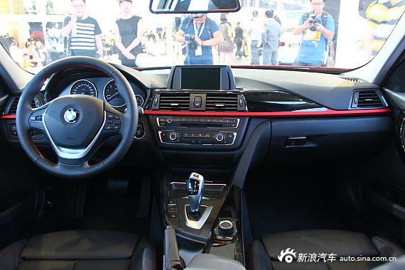 2013成都车展新车实拍:宝马3系316i