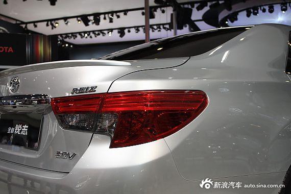2013成都车展新车实拍:全新锐志