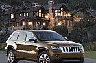 2011款全新Jeep大切诺基70周年纪念版