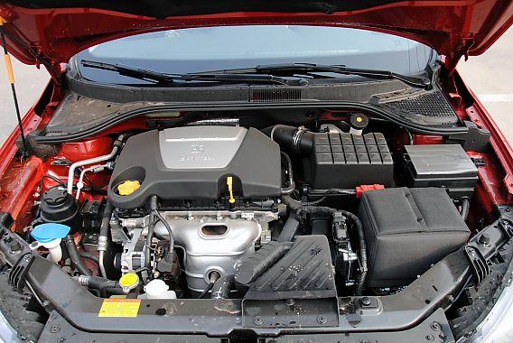 2011款荣威350plus 1.5L手动讯智版