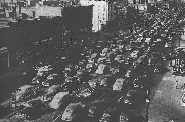 底特律 从兴盛走向衰弱的汽车之城