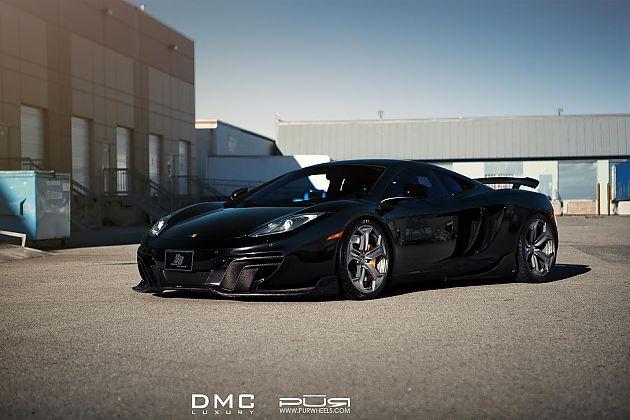 凶性大发 DMC迈凯轮 12C Velocita SE发布