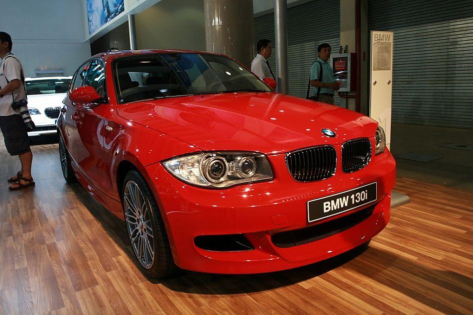 宝马BMW 130i