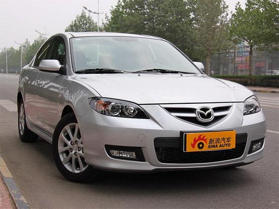 北京地区马自达3经典版优惠1.1万享补贴