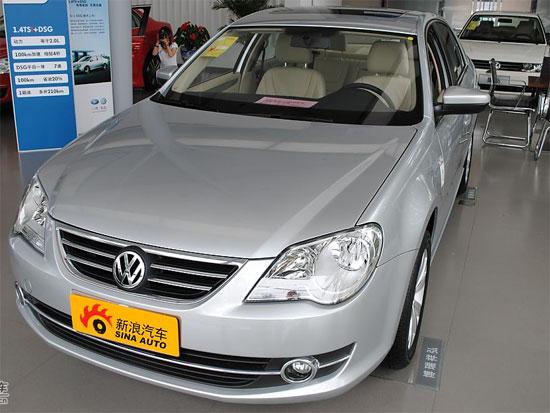 2011款宝来运动版沈阳接受预订部分现车