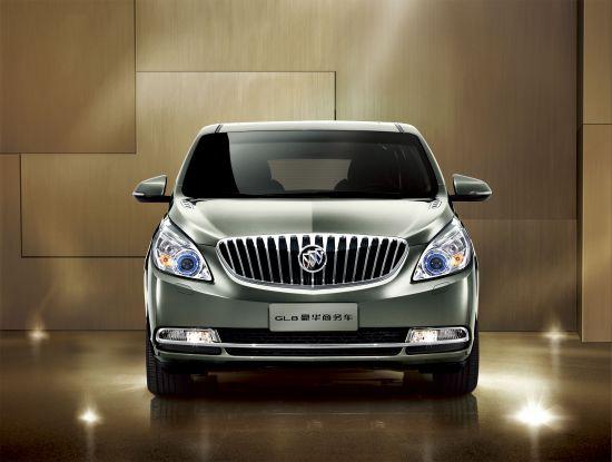 志在高端豪华MPV细分市场的全新别克GL8豪华商务车