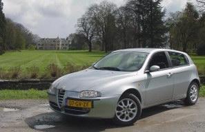 1998款147 1.6 T.Spark