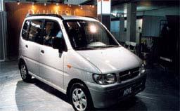 1998款大发MOVE