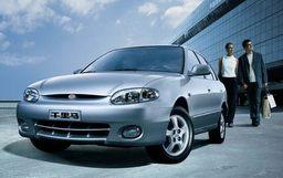 2004千里马1.6L自动挡