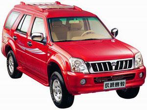 赛骏SUV两驱豪华型