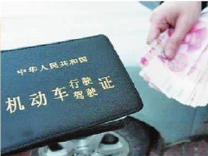 公安部新规:一本驾照最多只能为3辆车销分