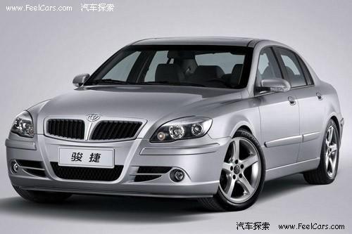 中华骏捷是少有的装备了侧气囊的自主品牌车型
