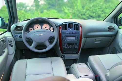 怀挡、贯通式前座,大捷龙是一款原汁原味的美国车