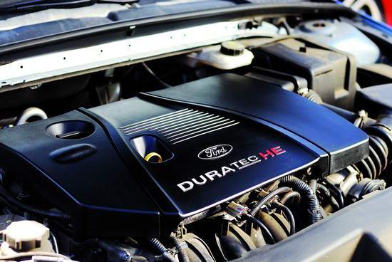 蒙迪欧2.3升发动机的噪音很小,但功率也是最小的。