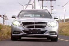 视频:《汽车测试B计划》之走近奔驰S320 L