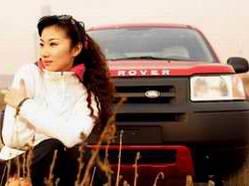 美女与车的故事