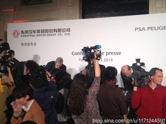 标致全球总裁毕高诚:中国最重要