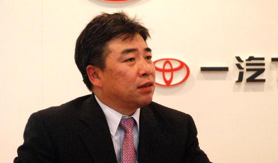 董修惠接胡汉杰任一汽大众销售公司总经理