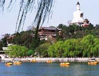 北京公园游船观光攻略