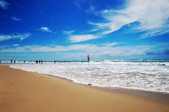 享受悉尼大海与沙滩