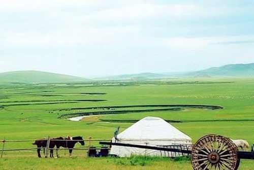 朔龙分享:五条风景最美草原自驾路线(1)