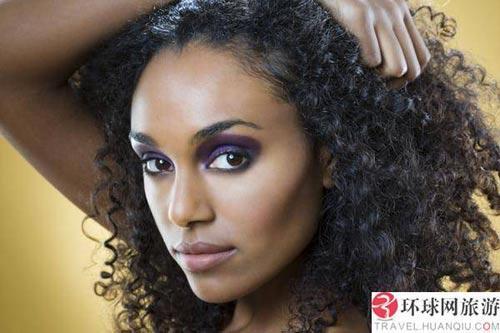 埃塞俄比亚美女