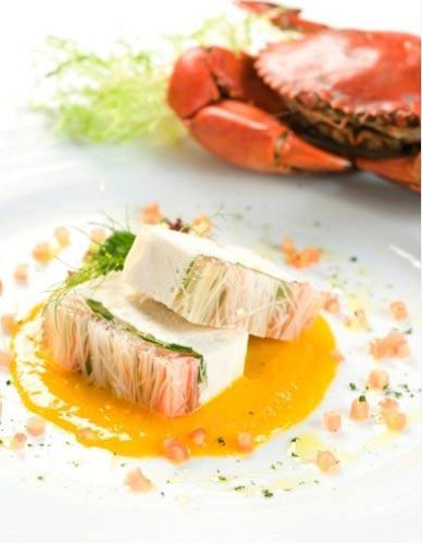 美国蟹肉海鲜批