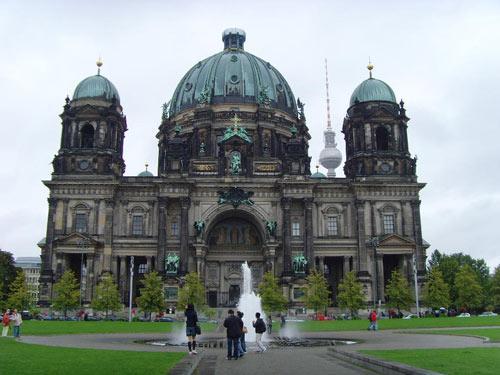 柏林圣母教堂
