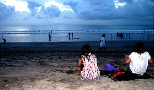 巴厘岛-看海,从日出到日暮