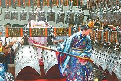 黄帝时代的音乐舞蹈