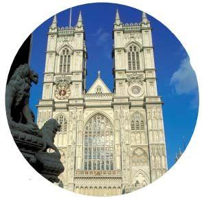 一座叫做威斯敏斯特大教堂,是英国罗马天主教会的总部