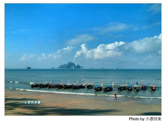 东南亚海岛自助游(2)