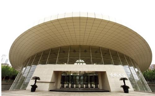 上海文化广场剧院