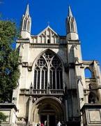 新西兰教堂尖屋顶的暇想
