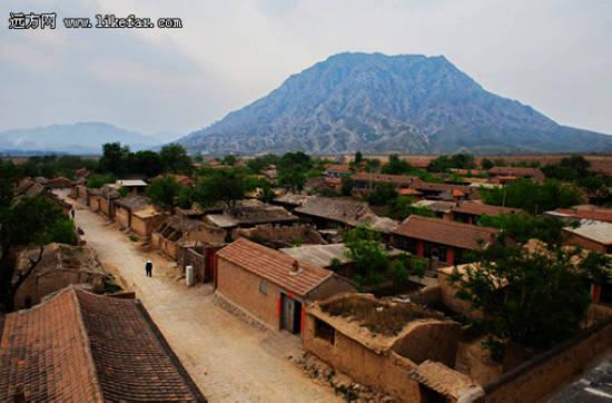 村子和远山 作者:得瑟99