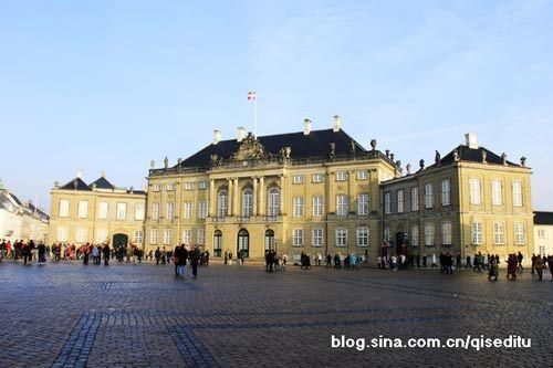丹麦皇宫广场