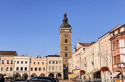捷克的百威小镇