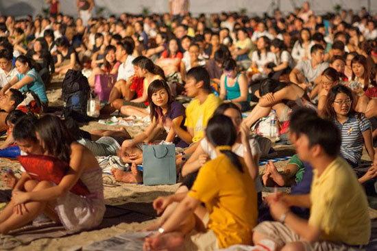 新加坡:最安全的地方