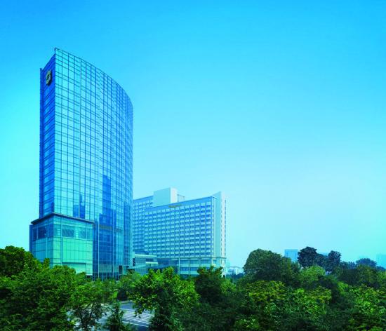 青岛香格里拉大酒店:愉悦温馨的享受