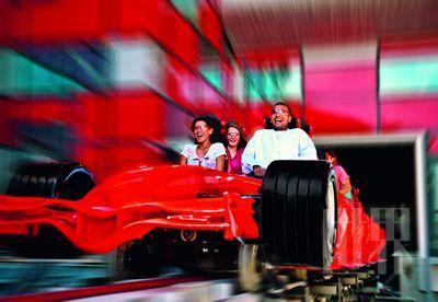 F1游乐场