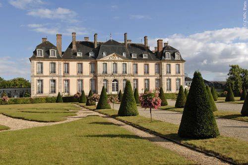 设计自己独特的法国古堡婚礼