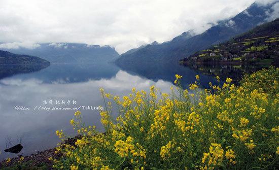 新浪旅游配图:马湖的美丽 摄影:托斯卡纳