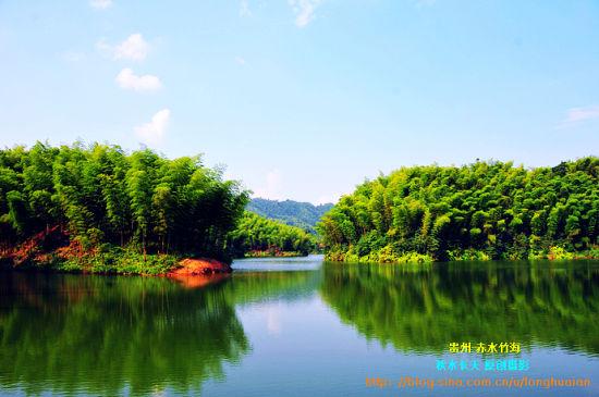 新浪旅游配图:竹海 摄影:秋水长天