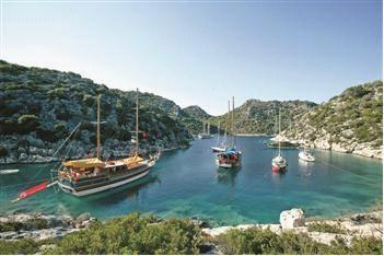 土耳其南部海滩名列蓝旗组织前茅