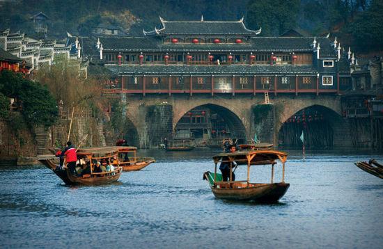 新浪旅游配图:古城,古建筑 摄影:郭亮村村民