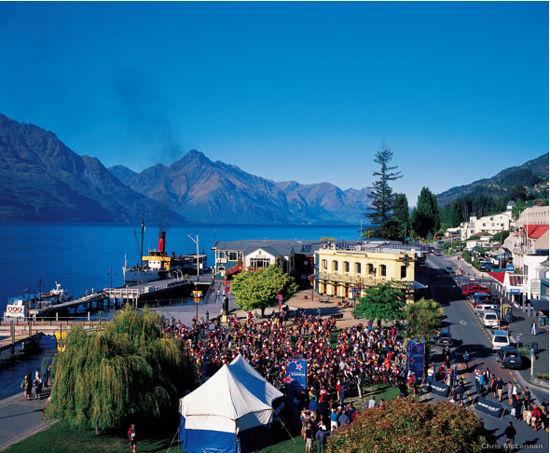 Ɩ�西兰皇后镇:户外活动的天堂 Ɩ�浪旅游 Ɩ�浪网