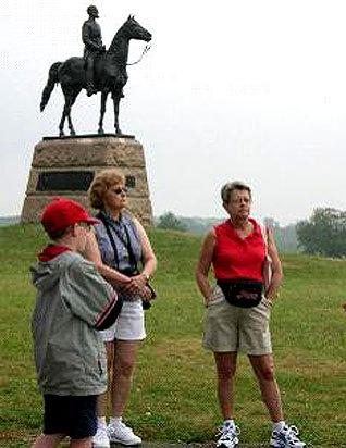 葛底斯堡国家军事公园