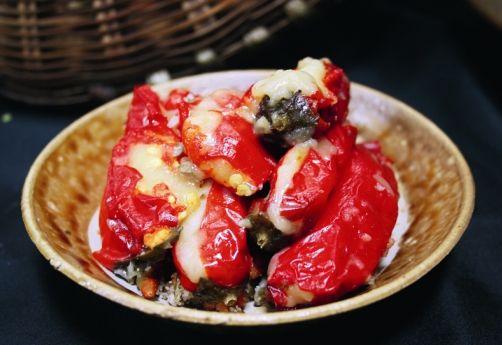 独特的贵州辣椒