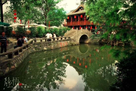 新浪旅游配图:成都,休闲之地 摄影:李双喜