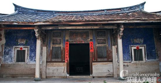赵家堡的建筑仿照汴京而建